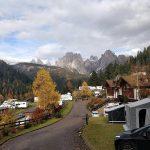 camping vidor d'estate