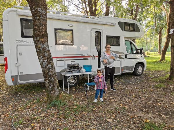 Mete d'autunno in camper: cinque idee in Italia