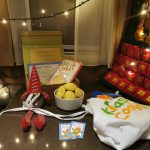 biscotti e contenuto box kids cook it in camper