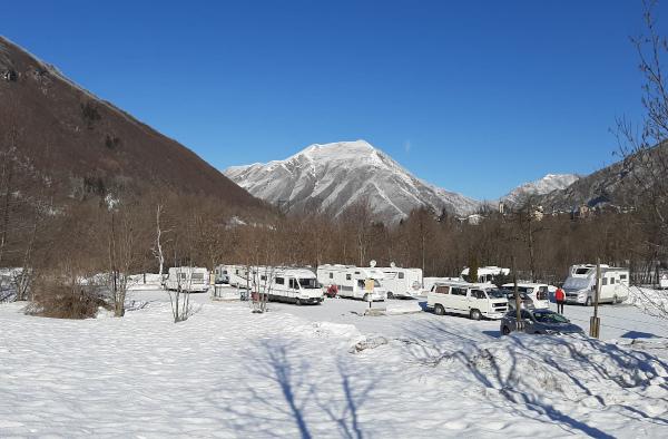 Entracque in Piemonte: dove sostare con il camper